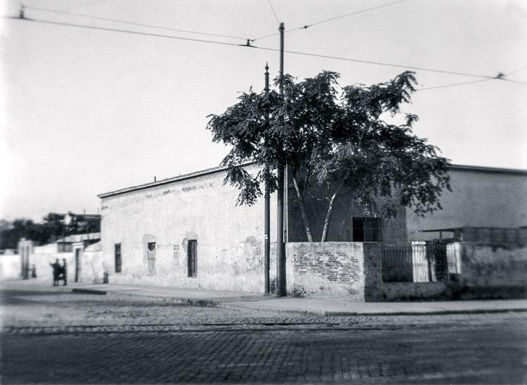 Horacio Coppola. Jean Jaurès esquina Paraguay, 1929.