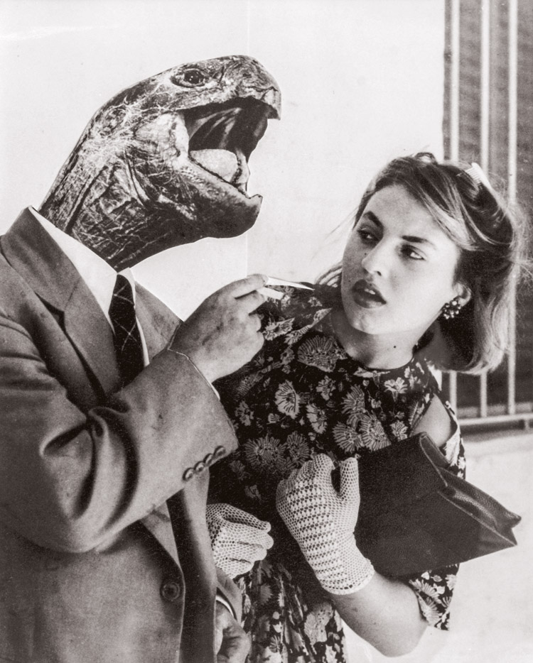 Grete Stern. Amor sin ilusión, 1950.