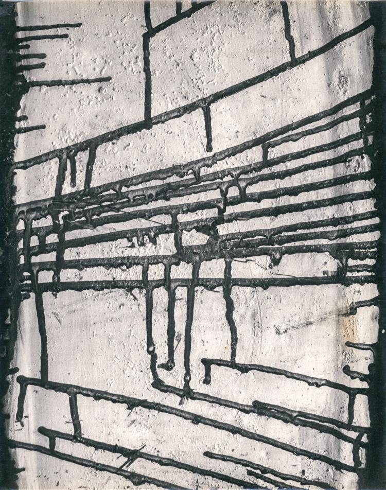 José Costa. Abstracción, 1959.