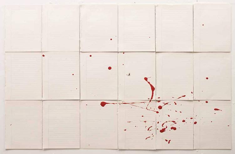 Liliana Porter. To Clean Up [Haciendo la limpieza], 2013.